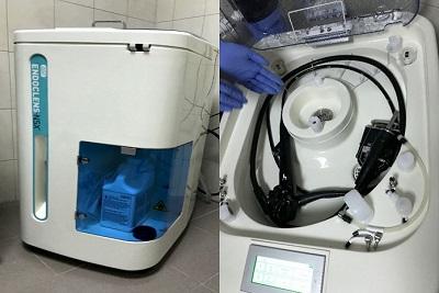 аппарат для стерилизации эндоскопов