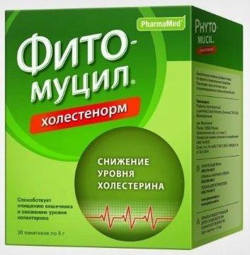 фитомуцил холестенорм