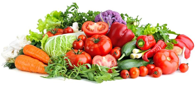 овощи без фона