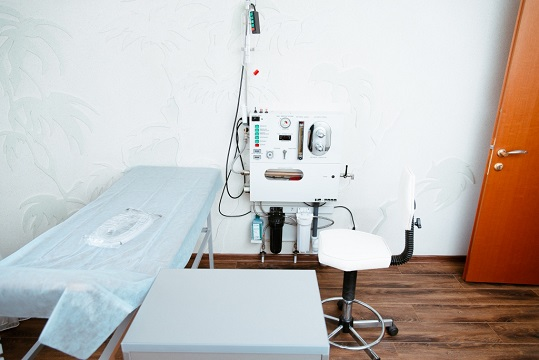 кабинет для гидроколонотерапии