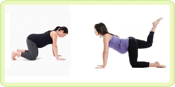 упражнения от запора для беременных