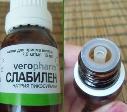слабилен натрия пикосульфат