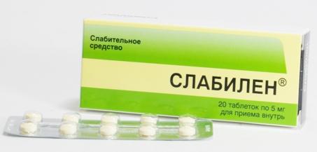 слабилен таблетки